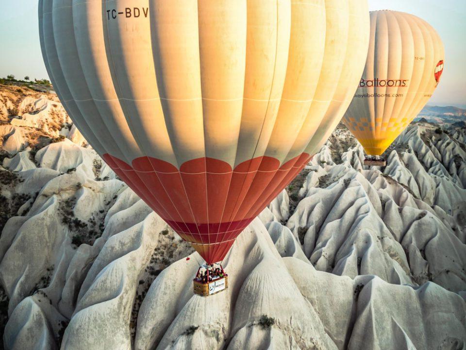 Timeless, Balloons over Cappadocia