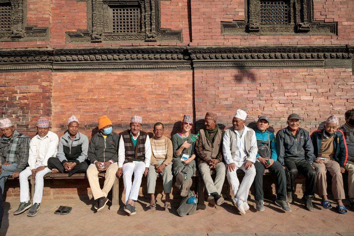 me&locals, Bhaktapur, Canon EOS 5D Mk4